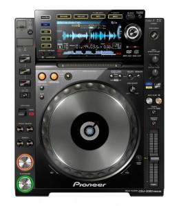PIONEER CDJ2000 NEXUS – €60 P/D
