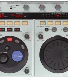 Pioneer EFX500 digitale effecten processor