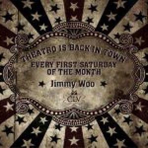 7 mei // Jimmy woo // Theatro
