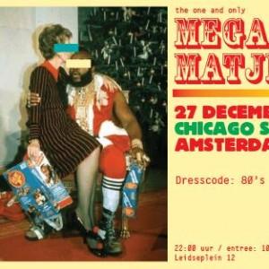 Mega Matjesdisco // 27.12.2015 // Chicago Social Club