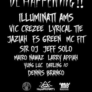 The Happening // 31.12.2015 // Jimmy Woo