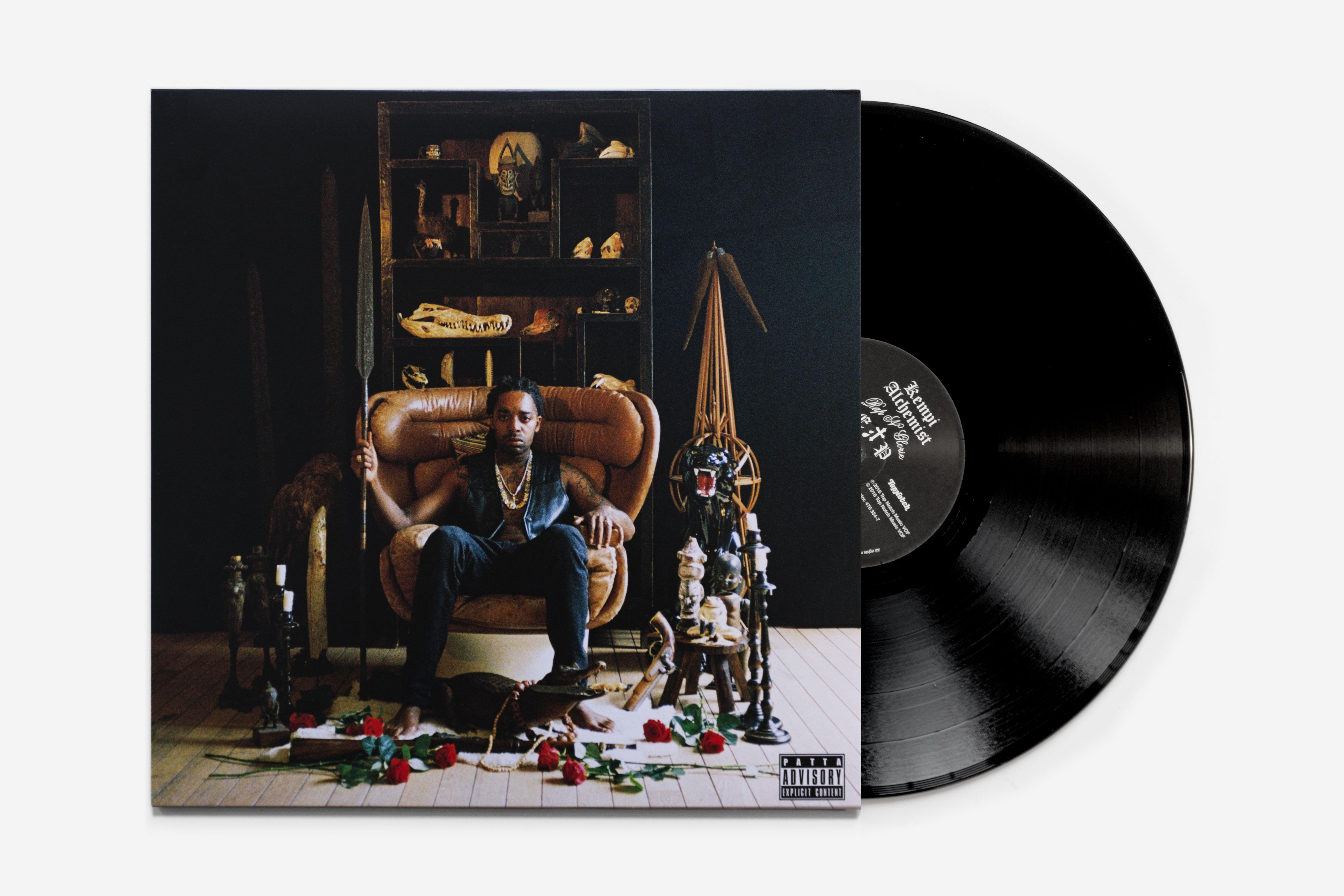PATTA – KEMPI & THE ALCHEMIST – RAP N GLORIE EP