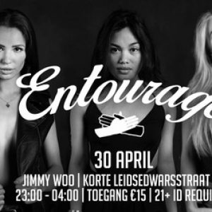 30 april // entourage // Jimmy woo