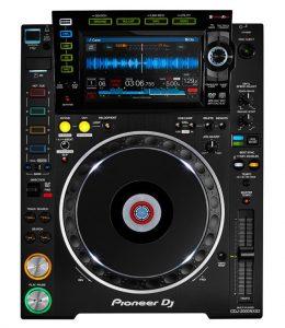 PIONEER CDJ2000 NX2 – €75 P/D