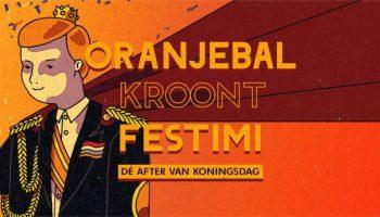 27-04-2017 / ORANJEBAL KROONT FESTIMI / Chicago Social Club
