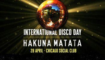 28-04-2017 / International Disco Day / Chicago Social Club
